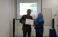 Prodi HI UMRAH Datangkan Praktisi Diplomasi dari Jakarta